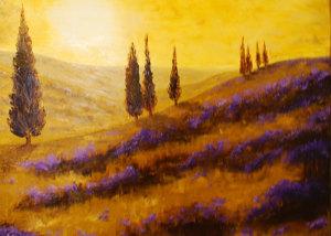Lavender Hills -SOLD