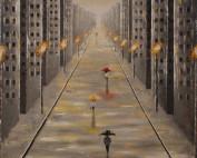 Nightfall by Debra Houston