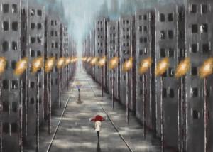 The Big City by Deb Houston